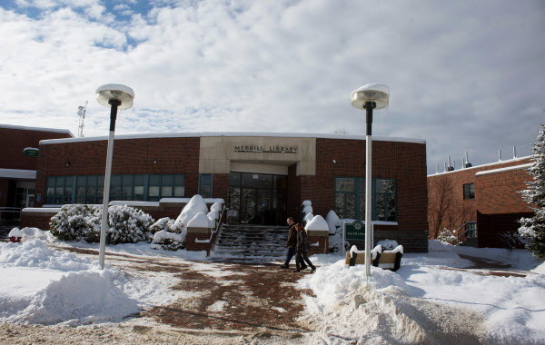 The University of Maine at Machias has entered into a partnership with the University of Maine in an effort to turn around the declining enrollment at the state's smallest university. The partnership will bring more opportunities to the students at both campuses.
