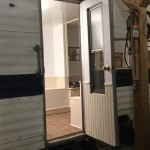 The old camper has been renovated to meet the needs of people struggling with substance misuse — specifically opioids — and will be going out in southern Maine. This is the first of its kind in Maine and northern New England.