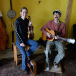 "Johanna Davis and Adam Nordell, the musicians behind the popular folk music act ""Sassafras Stomp,"" spent the last few months playing at concerts and contra dances around the country. But as spring approaches, they will turn their focus to Songbird Farm, where they grow organic vegetables, grains and beans on their farm in Unity."