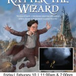 """The puppet play """"Kaytek the Wizard"""" is about a mischievous schoolboy who wants to become a wizard and is surprised to discover that he's able to perform magic spells and change reality. He begins to lead a double life: a powerful wizard in the dress of an ordinary boy."""