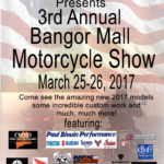 3rd Annual Bangor Mall Motorcycle Show