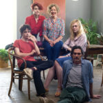 "The cast of one of the nominees for this year's Best Original Screenplay Oscar™ ""20th Century Women."""