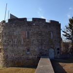 "The replica of Fort William Henry at the Colonial Pemaquid State Historic Site. In a Feb. 14 letter to Friends of Colonial Pemaquid President Don Loprieno, Gov. Paul LePage said a lease agreement between the nonprofit and the state for the management of the site is ""off the table."""