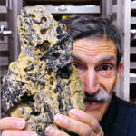 University of Maine research professor honored to have 2 minerals named after him