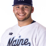 University of Maine pitcher Matt Pushard