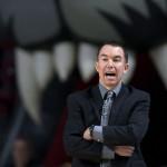 University of Maine basketball head coach Bob Walsh