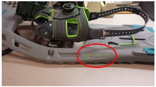 L.L. Bean has announced a snowshoe recall because two models sold this winter can break, posing a fall hazard.
