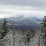 The Katahdin Woods and Waters National Monument offers a spectacular view of Mount Katahdin and other natural beauties in this November picture.