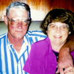 Police and family members are still hoping that a $40,000 reward will yield information to help solve the murder of Darrel Smith, seen in this photo with wife, Barbara. The Woodland man was 56 when he was found shot to death in his sawmill on Feb. 6, 2008.