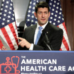 Speaker of the House Paul Ryan (R-WI) speaks about the American Health Care Act, the Republican replacement to Obamacare, at the Republican National Committee in Washington, D.C., March 8, 2017.