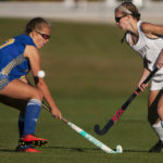 Hermon High School and Foxcroft Academy squared off in this Oct. 19, 2016, game as part of their Penobscot Valley Conference field hockey schedule. Officials from the PVC and the Kennebec Valley Athletic Conference are discussing the possibility of implementing crossover scheduling between the two leagues in a handful of sports to help promote better schedules for their programs.