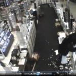 A thief made off with a large amount of jewelry after a burglary in the wee hours Friday morning at Khol
