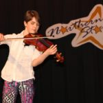 Hope Chernesky of Houlton stole the Northern Star finale from the instant her bow unleashed a hair-raising demonstration of just how powerful a 13-year-old girl with determination can sound. Her rendition of Lindsey Stirling