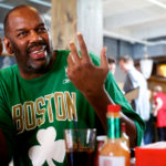 "Former Boston Celtics standout and longtime radio broadcaster Cedric Maxwell, pictured during a 2013 visit to Portland, will be joined by Celtics play-by-play man Sean Grande for a March 28 appearance at the Sea Dog in Bangor. The event is sponsored by ""The Drive"" of Sports Radio 92.9 The Ticket."