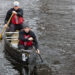 For true Mainers, canoe racing season starts even if there's still snow