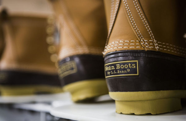 L.L. Bean boots have become a Maine icon.