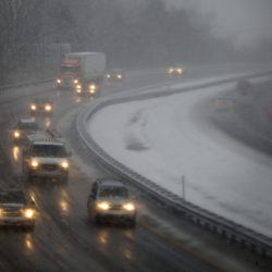 After a spike in crashes, the Maine Department of Transportation will lower the speed limit on a stretch of Interstate 295 between Falmouth and Topsham.