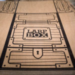 """BANGOR, MAINE -- 03/23/2017 -- Bangor resident Bart Brizee recently kickstarted a subscription box service called """"LARP Box."""" He hopes to pack and mail costumes, prop weapons and other items  to the doorsteps of live action role players, or LARPers. Micky Bedell 