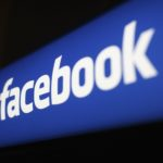 The Facebook logo is pictured at the Facebook headquarters in Menlo Park, California, Jan. 29, 2013.