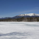 Near Baxter State Park -- 03/26/17 -- on March 26, on the River Pond Nature Trail, owned and maintained by Katahdin Forest Management LLC. (Aislinn Sarnacki | BDN)