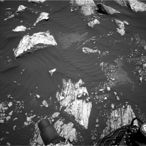 A portion of Mars named Vinalhaven, after the Midcoast island.