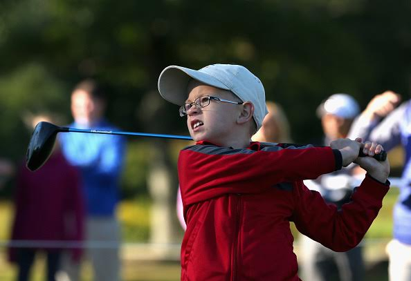 007370034 9-year-old Mainer to play at historic Augusta National Golf Club ...