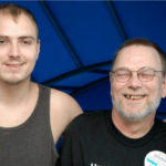 Doug Reil (right) and his son Jason pose for an undated picture. Jason has been missing since January 2012.