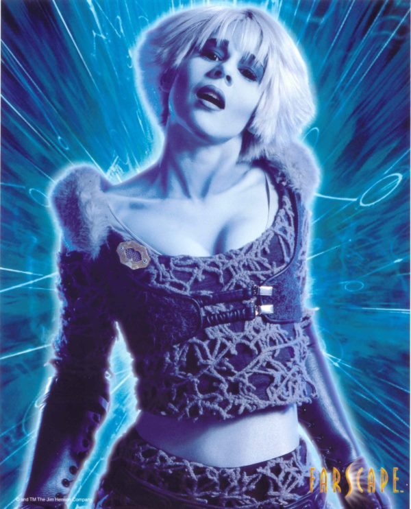 "Actress Gigi Edgley known for her role as Chiana in the science fiction series ""Farscape&quot will headline Bar Harbor Comic Con on March 25 at the Atlantic Oceanside Hotel in Bar Harbor."