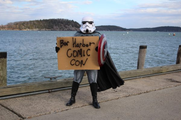 Bar Harbor Comic Con will draw hundreds of fantasy, science fiction, gaming and comic book fans to the Atlantic Oceanside in Bar Harbor on Saturday, March 25