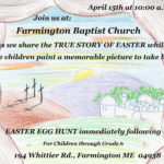 Easter Invitiation