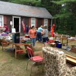 Orrington Historical Society participates in the Endless Yard Sale