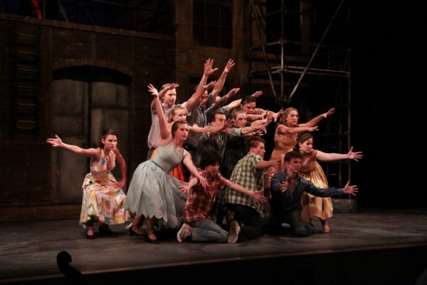 The upcoming Dance Club showcase is another example of Husson University's commitment to dance and the performing arts.  In 2009, for example, the Gracie Theatre's production of &quotWest Side Story&quot featured elaborate, choreographed dance routines.