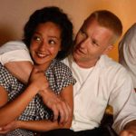 "Ruth Negga, who gives an Oscar™-nominated performance, and Joel Edgerton in ""Loving."""