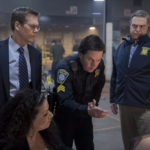 """Kevin Bacon, Mark Wahlberg and John Goodman in the tense, real-life thriller """"Patriots Day."""""""