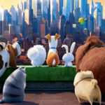 "The menagerie of  ""The Secret Life of Pets."""