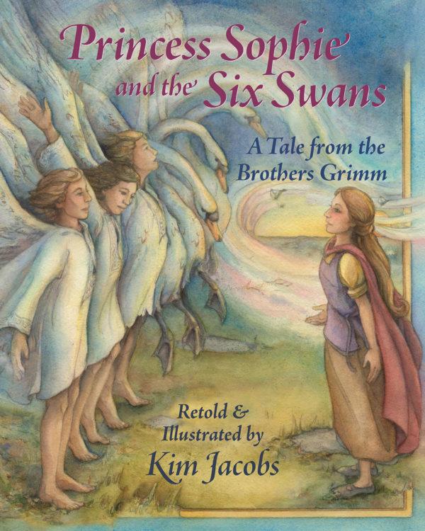 Kim Jacobs' new children's book