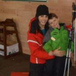 PHOTO left to right: Tanya Jandreau with 3 year old son, Garrett
