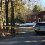 Police continue to search for a missing Arundel woman whose husband was found dead in their home.