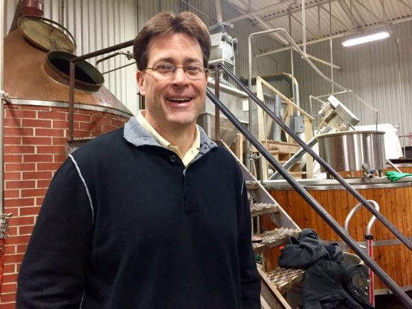 Alan Lapoint, new owner of D.L. Geary Brewing Co. wants to &quotpreserve the core and strong customer base&quot at Maine's first craft brewery.