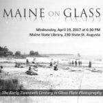 Maine on Glass