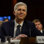 Judge Neil Gorsuch goes through his confirmation hearing by the Senate Judiciary Committee to see if he will be the next U.S. Supreme Court Justice on March 22. Democrats are considering filibustering his nomination.
