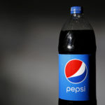 A bottle of Pepsi