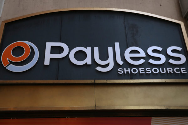 Payless Shoe Store Files For Bankruptcy Will Close 4 Stores In
