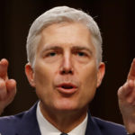 Gorsuch gets some laughs, and answers, at his first Supreme Court oral argument