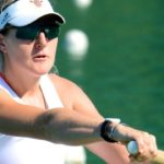 Elle Logan of Boothbay Harbor, a three-time gold medal winner for the United States Olympic rowing team, has been named a finalist for the prestigious Thomas Keller Medal.