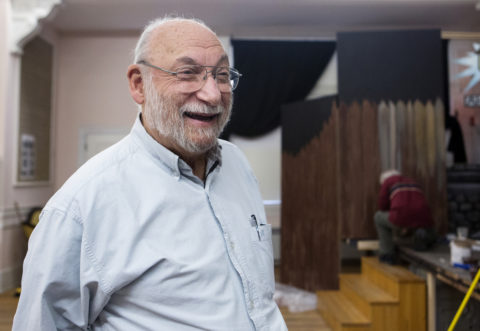 Bill Raiten has been the longtime artistic director of the New Surry Theatre in Blue Hill and stalwart of the eastern Maine theater scene for decades. Just shy of his 80th birthday, he'll retire from directing, with his last production being his old favorite, &quotFiddler on the Roof.&quot