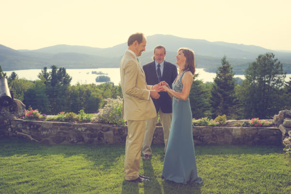 Lynne Hutchison and Norman Sykes of Bar Harbor were married in August 2015 on the lawn of the historic Blair Hill Inn in Greenville. Their elopement surprised friends and family members who expected a more traditional wedding celebration.