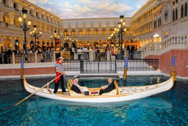 Dyan Walsh and Lenard Kaye of Orono were married in 2011 in a gondola at The Venetian, a hotel on the Las Vegas strip. They opted to elope rather than go through the rigors of planning a more traditional wedding.