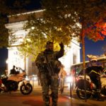 Islamic State claims Paris shooting, one policeman killed