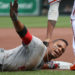 Tempers flare as Red Sox prevail